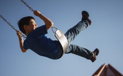 Playground em condomínios – segurança e diversão pras crianças!